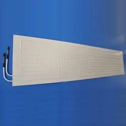 Roll Bond Evaporator / Freezer / Refrigeration Freezer /