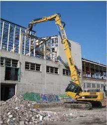 High Rich Boom Demolition Contractor