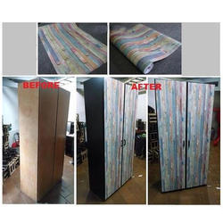 German Self Adhesive PVC Furniture Films