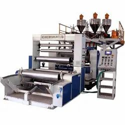Four Color Rotogravure Printing Machine