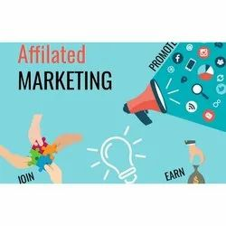 E Commerce Affiliate Marketing Service, Business Industry Type: Project