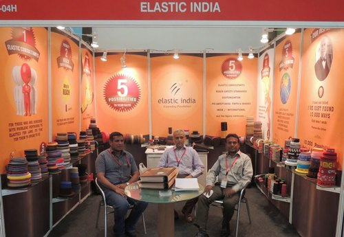Exhibition Stall Panel Size : Star flex budget stall brand on anything id
