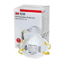 3M Safety Mask 8210 N95