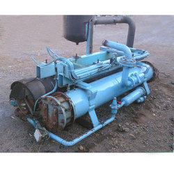 Blue Industrial Chillers