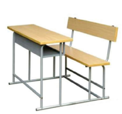 School Two Seater Bench