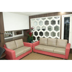 Modern Wooden Sofa Set, Warranty: 1 Year