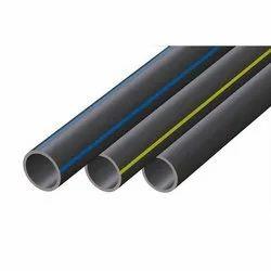 Sol fit HDPE Pressure Resistance Pipe, Working Pressure: 4 Kg/sqcm