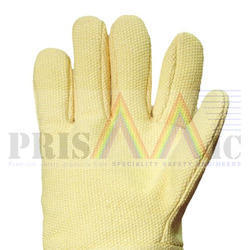 Yellow Kevlar Hand Gloves