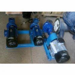 Monoblock Pump On Common Base