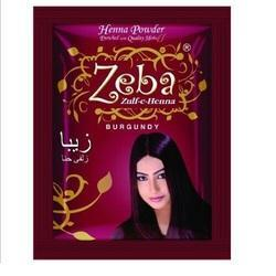 Burgundy Henna Mehndi Powder