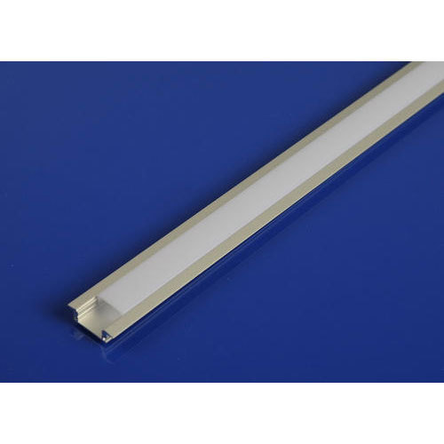 BIS Certified LED Mount Conceal Aluminium Profile, Length: 2 m