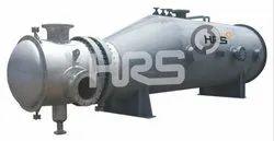 HRS Carbon Steel Kettle Reboiler, for Pharmaceutical industry, Oil