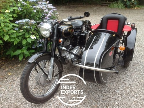 Sidecars - Sidecar Euro Retro Modal For Motorcycle Manufacturer from