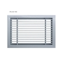 Linear Fixed Bar Grills