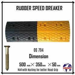 Rubber Speed Breaker
