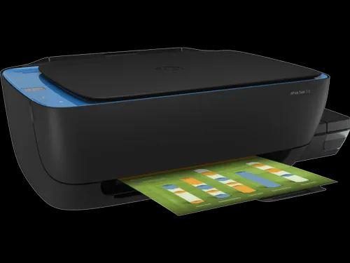 Hp Ink Tank 319 Color Multifunction Printer Upto 19 Ppm Specification And Features