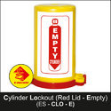 Cylinder Lockout Empty