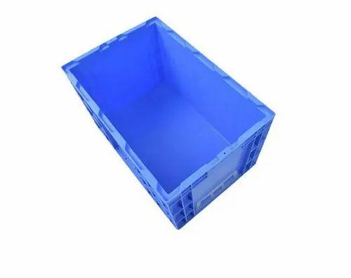 500x325 Series Industrial Plastic Crate