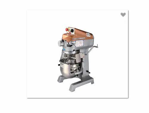 Automatic SS Planetary Mixer