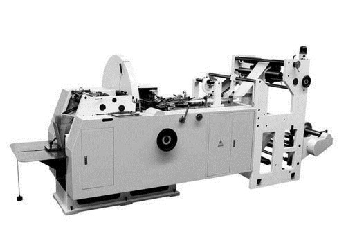 Shopping Bag Automatic Paper Carry Bag Making Machine