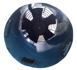 Axial Mild Steel Forced Cooling Unit 132 2E for Industrial, Model Name/Number: SM-FCU-2EBI-250