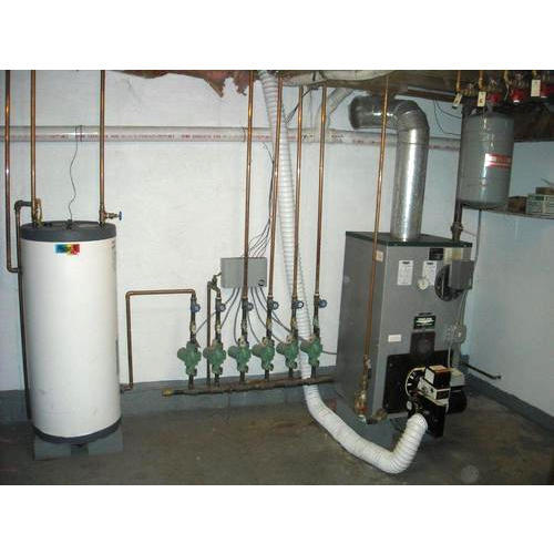 Automatic Hot Water Boiler, Oil Amp; Gas Fired, Rs 100000 /unit   ID ...