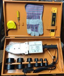 PP Socket Fusion Welding Machine