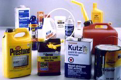 Indian Courier Service for Chemicals