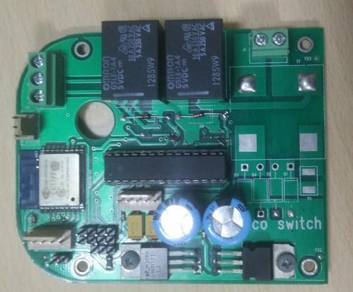 WiFi IoT Gateway Modules, Electric Circuit Components