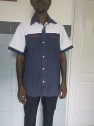 Mechanic Uniform Shirt