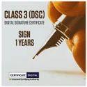 Class 3 Signing Digital Signature 1 Year