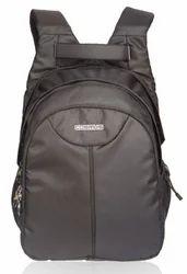 Black Escort Laptop Backpack