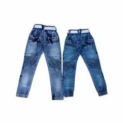 Fancy Kids Denim Jeans