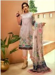 Summer Wear Pakistani Dress Material