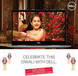 Dell Diwali Offers 2018