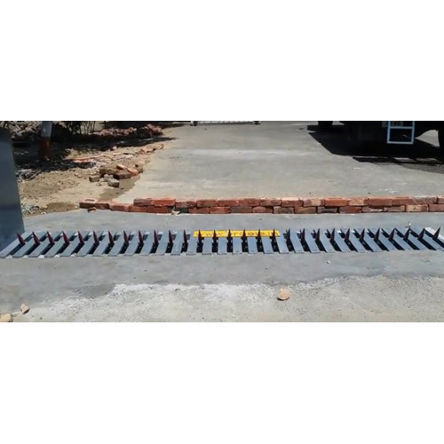 Pneumatic Tyre Killer / Spike Barrier