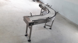 90 Degree Modular Bend Conveyor