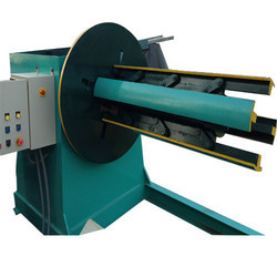 Industrial Decoiler Machine