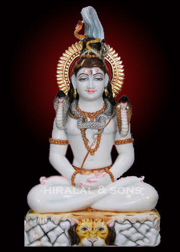 Marble Shiv Statues Shiva Murti Manufacturer From Jaipur