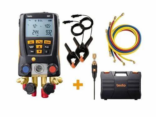 testo 557 -  digital manifold kit