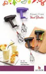 Welldecor Manual Hand Blender & Beater