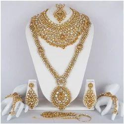 Wedding necklace wholesaler wholesale dealers in india wedding necklace junglespirit Gallery
