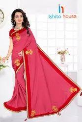 Silk Banglori Latkan Saree