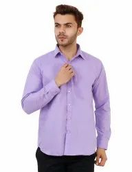 Light Purple Color Formal Shirt