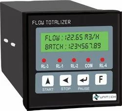 Batch Flow Totalizer/ Controller