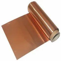 BeCu Foil ( Beryllium Copper )