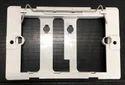Concealed Cistern Flush Plate Back Frame JCCF-02