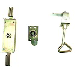 Milid steel MS Panel Locks, for Electrical Panel Board, Packaging Size: 50