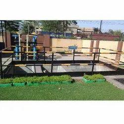 Sewage Sludge Treatment Plant