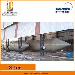 SS Milk Silos